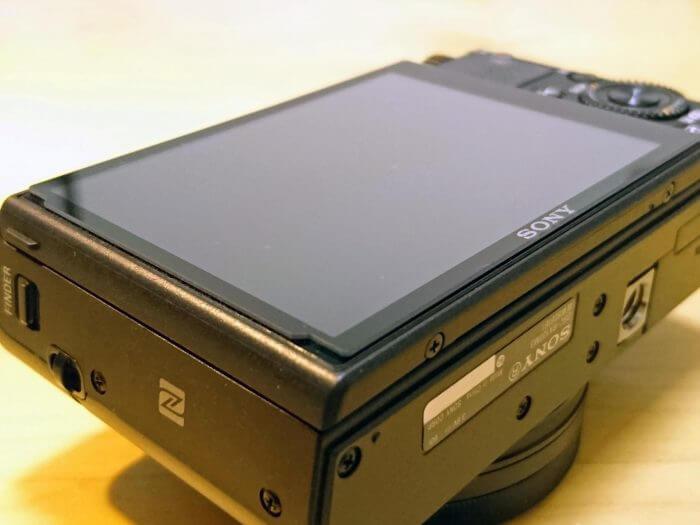 【DSC-RX100M3】モニター保護セミハードシート PCK-LM15を貼ろう