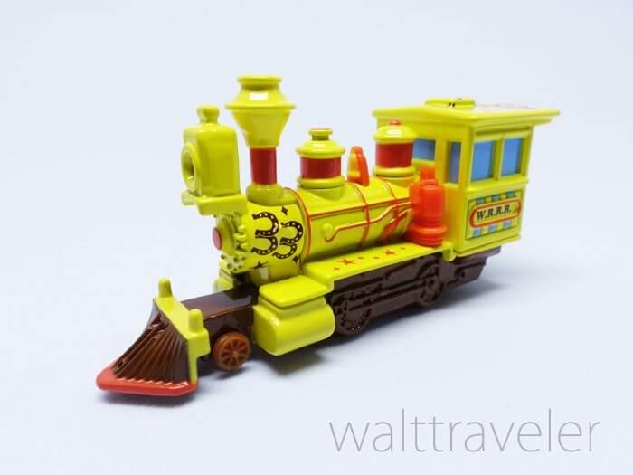 ディズニーランド33周年 トミカ ウエスタンリバー鉄道
