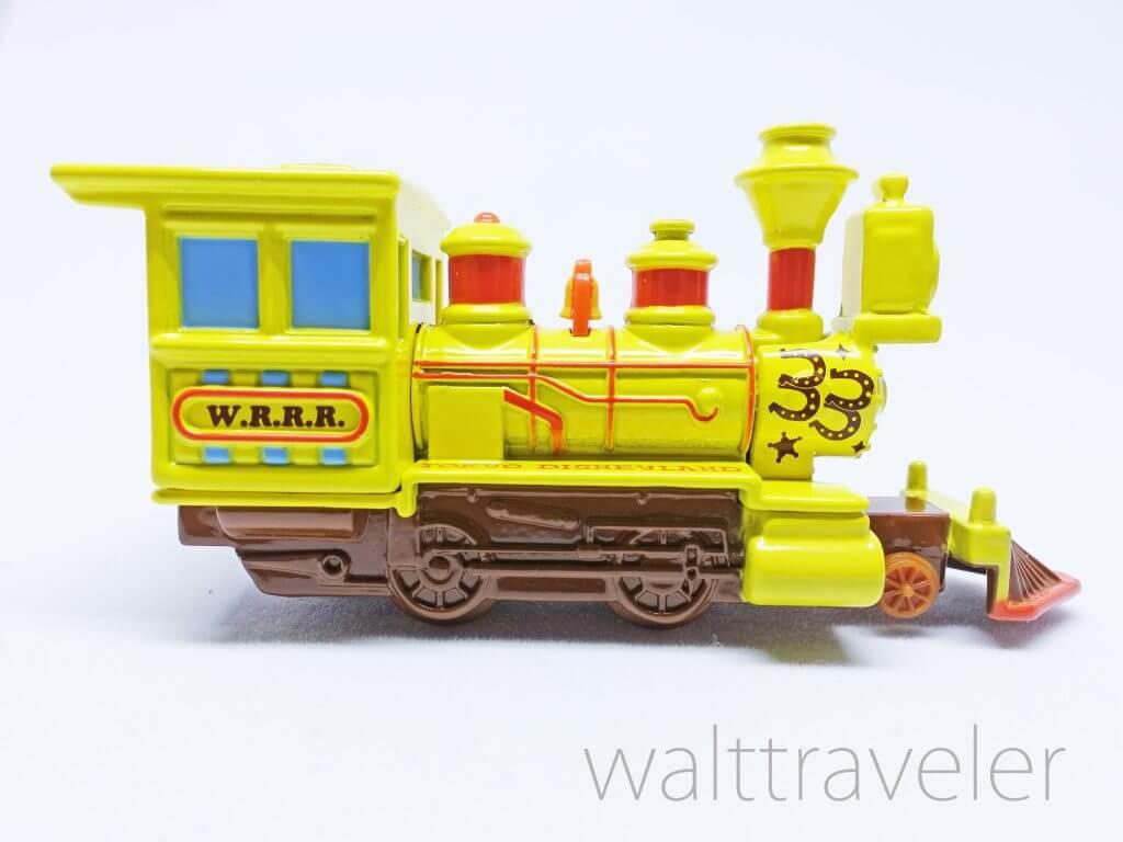 ディズニーランド33周年 ウエスタンリバー鉄道