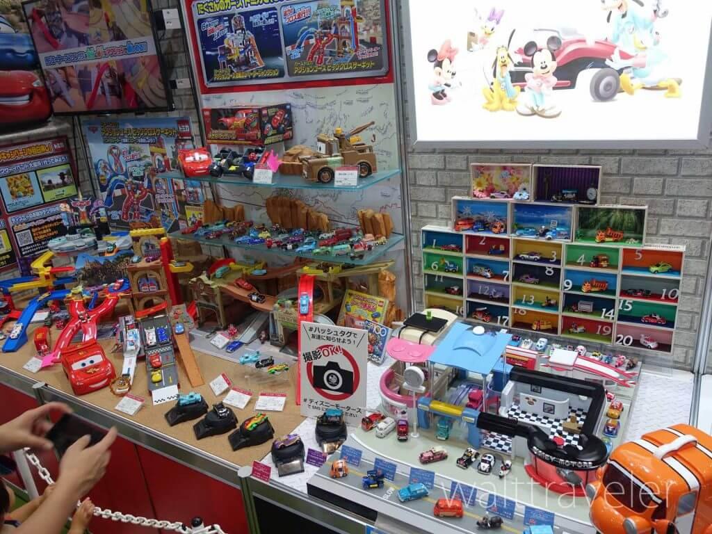 東京おもちゃショー トミカ