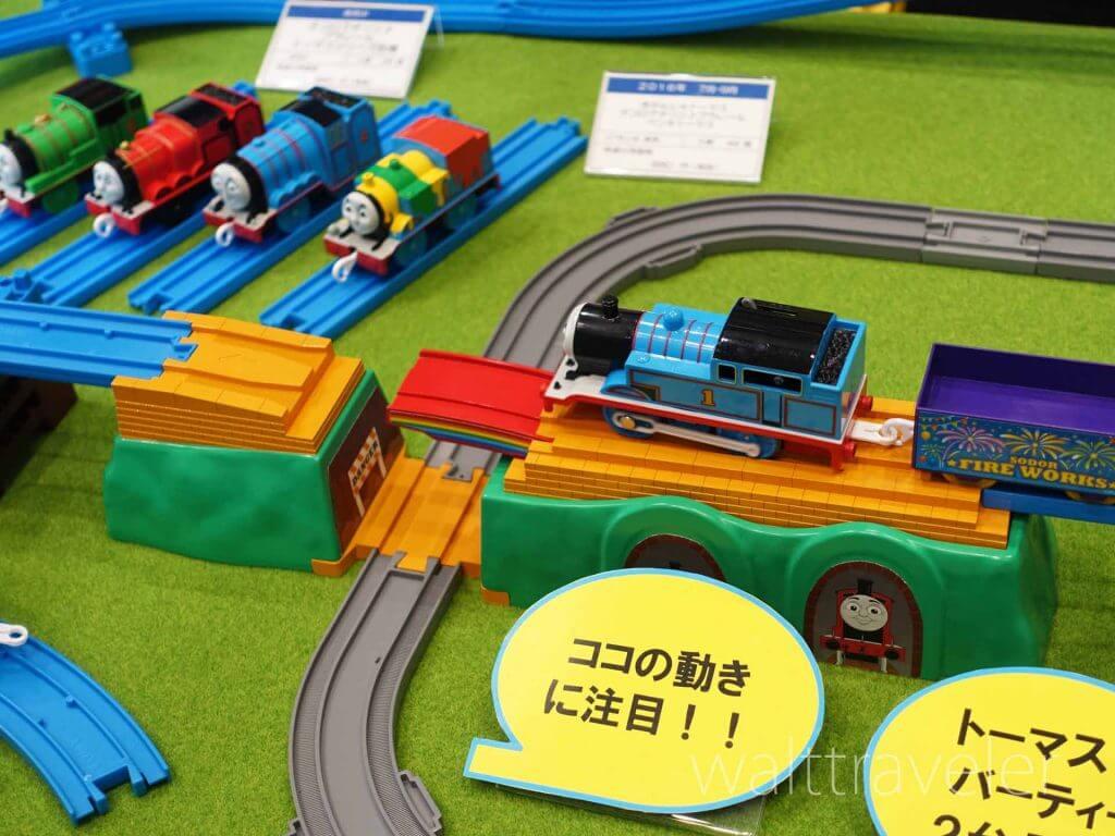 東京おもちゃショー プラレール