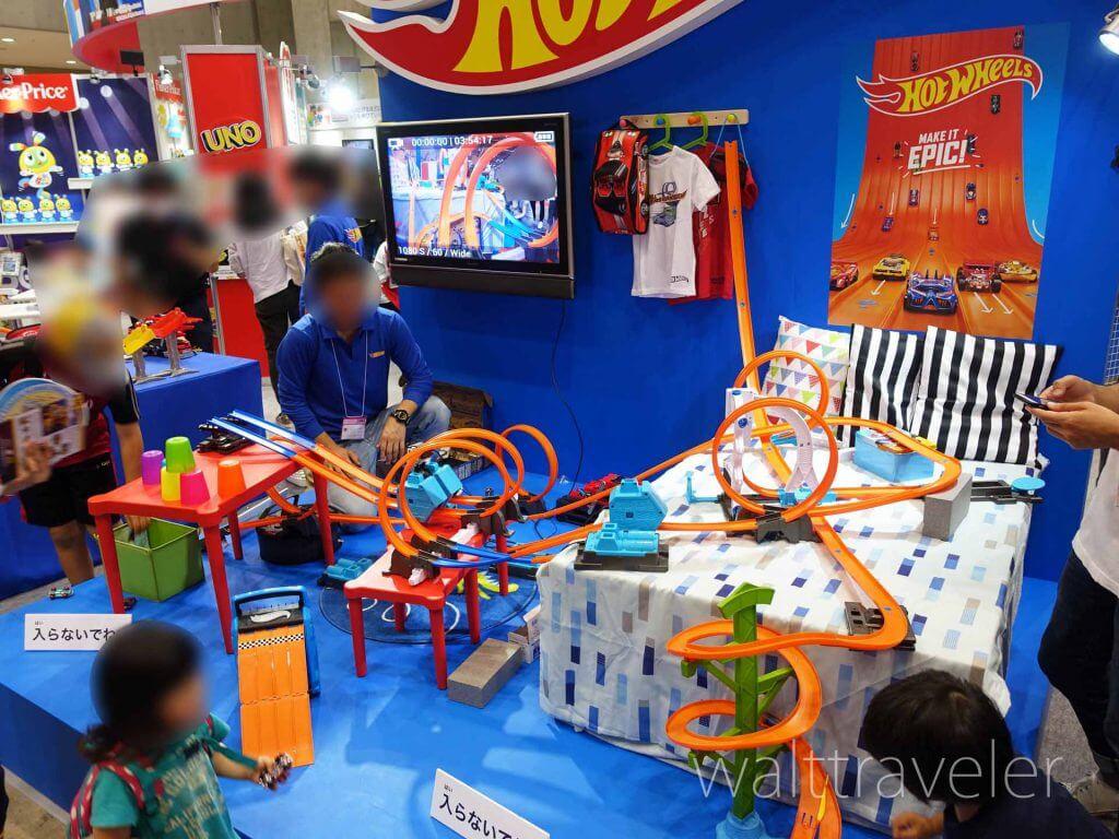 東京おもちゃショー マテル