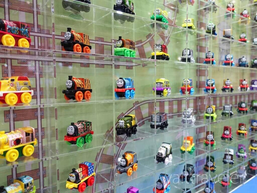 東京おもちゃショー トーマス