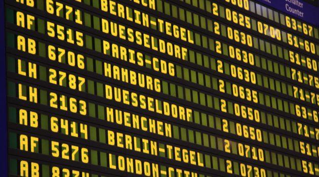 空港 時刻 掲示板 お盆休み