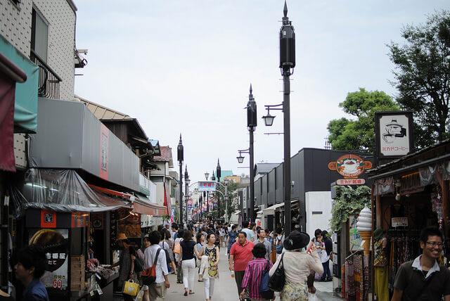 小町通り 鎌倉