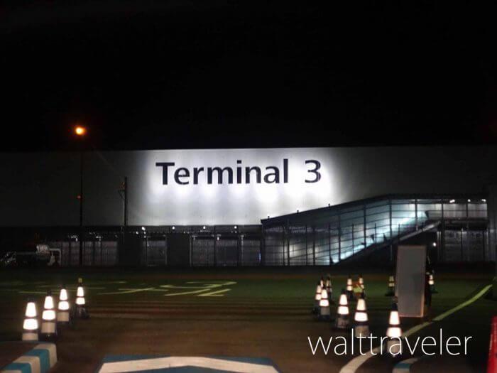 成田空港第3ターミナル 駐車場