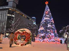 札幌ホワイトイルミネーション2017-2018の点灯時間と開催期間は?
