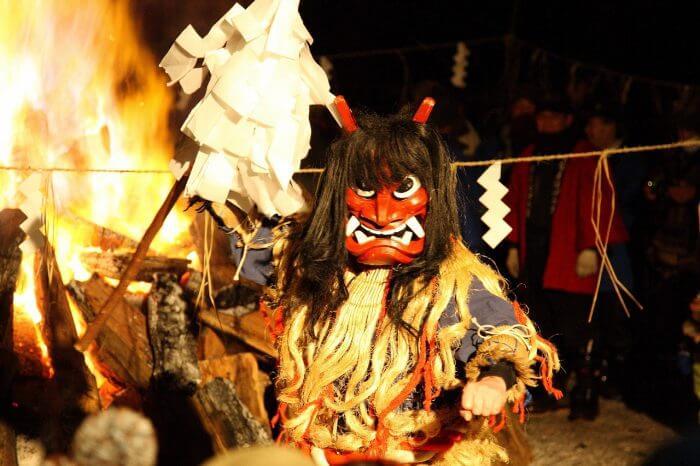 なまはげ柴灯(せど)祭り2018の開催期間と時間は?
