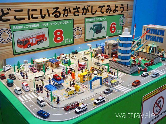 トミカ博大阪2018の混雑回避・前売り券・限定トミカは?