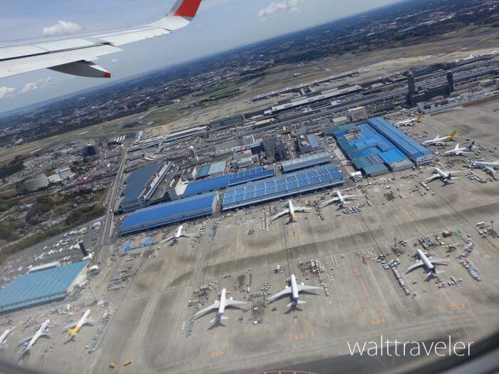 大阪日帰り旅行 ジェットスター GK203 成田→関西 成田空港