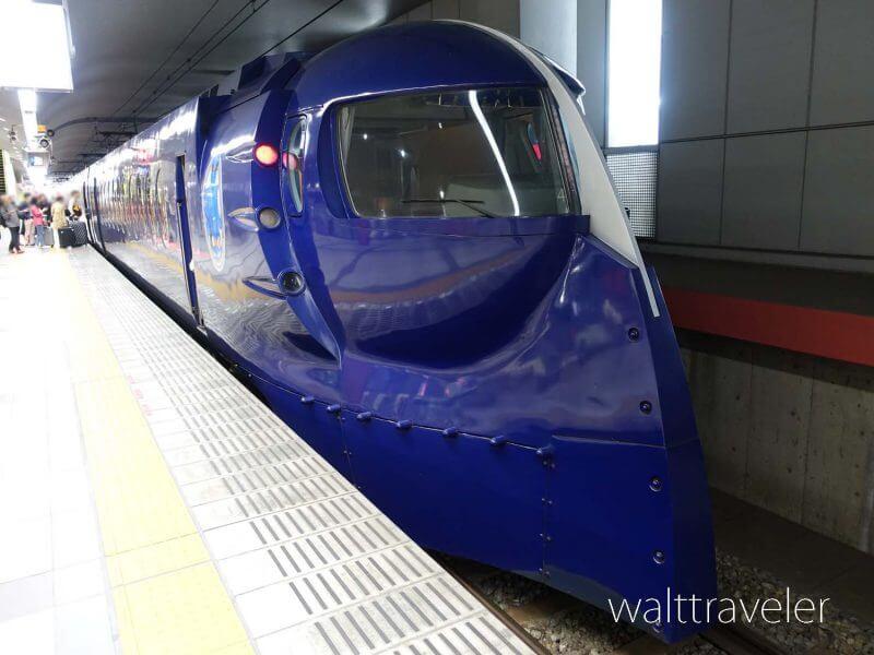 大阪日帰り旅行 南海電鉄 ラピート 関西空港駅
