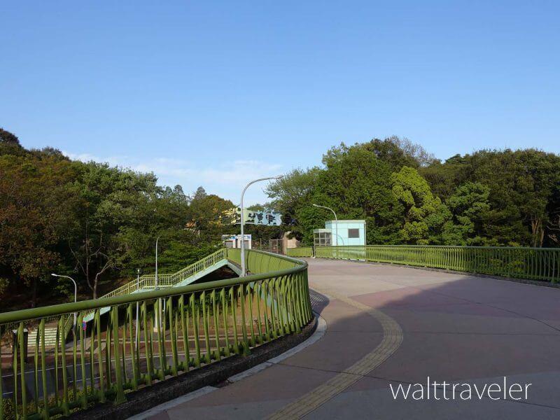 千葉市動物公園 千葉都市モノレール 動物公園駅