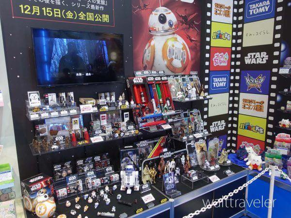 東京おもちゃショー2017 タカラトミー スターウォーズ