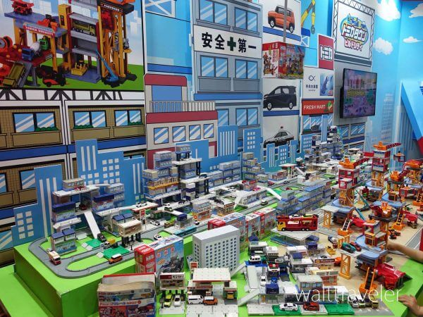 東京おもちゃショー2017 タカラトミー トミカ