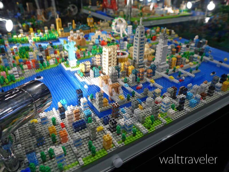 東京おもちゃショー2017 カワダ ナノブロック ナノブロック