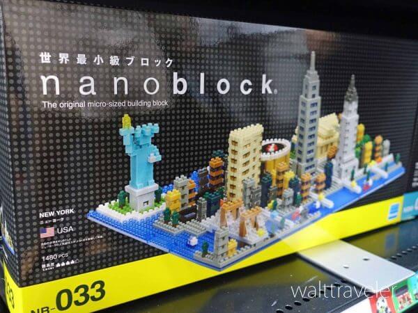 東京おもちゃショー2017 カワダ ナノブロック ニューヨーク