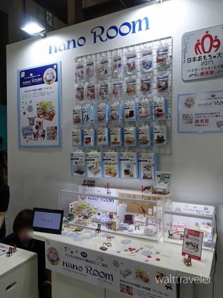 東京おもちゃショー2017 カワダ ナノルーム