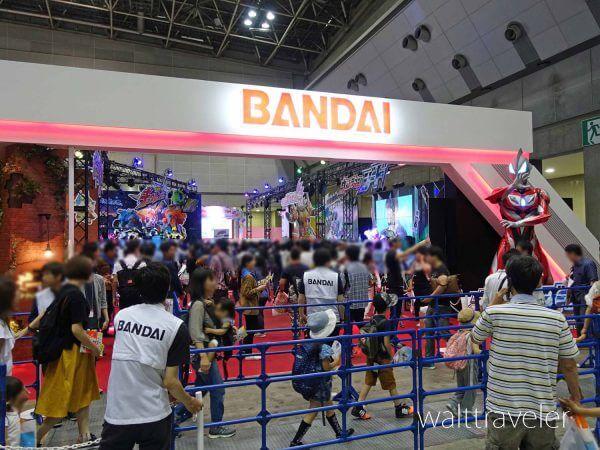 東京おもちゃショー2017 バンダイ