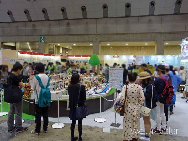 東京おもちゃショー2017 エポック社 シルバニアファミリー