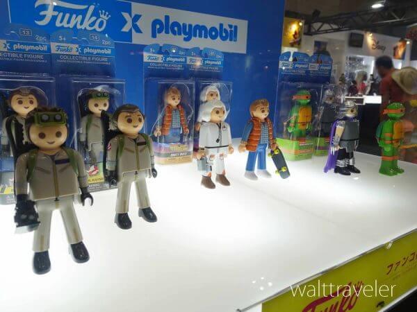 東京おもちゃショー2017 playmobil