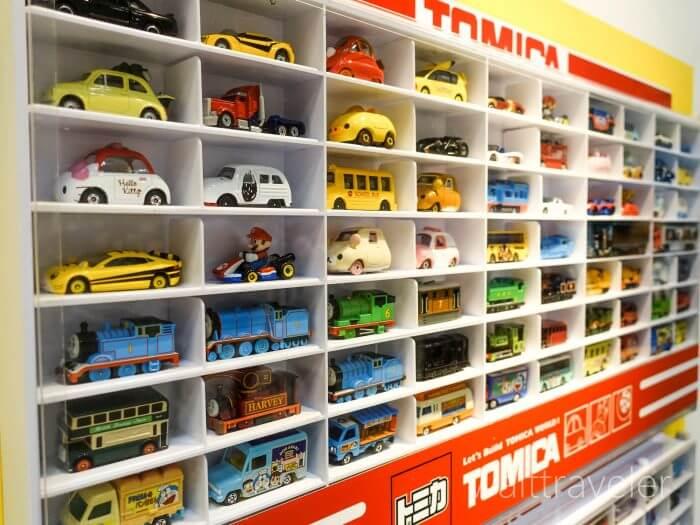 【開催中止】トミカ博安比2020の混雑回避・前売り券・限定トミカは?
