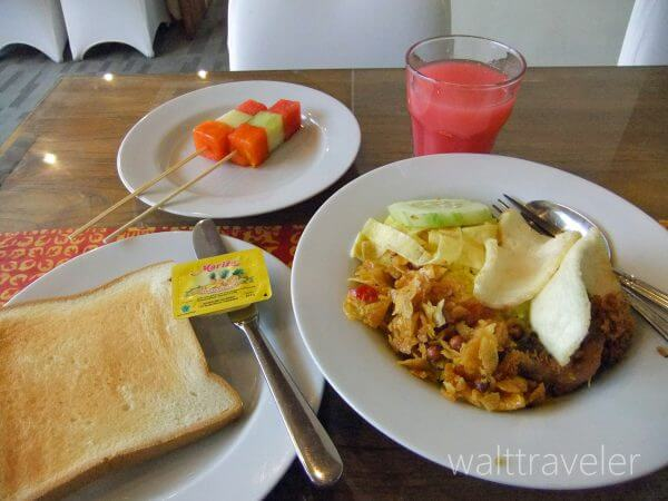 ウィズ ホテル マリオボロ ジョグジャカルタ インドネシア旅行 Whiz Hotel Malioboro Yogyakarta