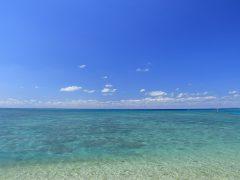 沖縄 旅行 予算 海