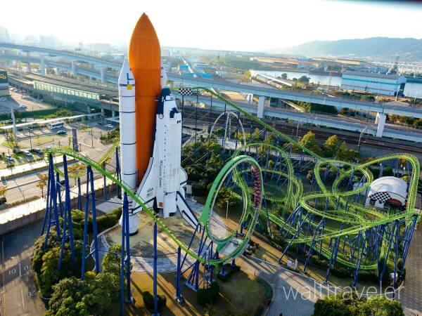 スペースワールド スペースシャトル ヴィーナスGP