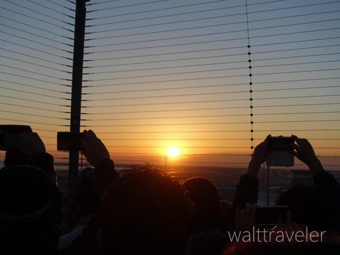 羽田空港で2020年の初日の出を見るにはどの展望デッキ?混雑状況は?