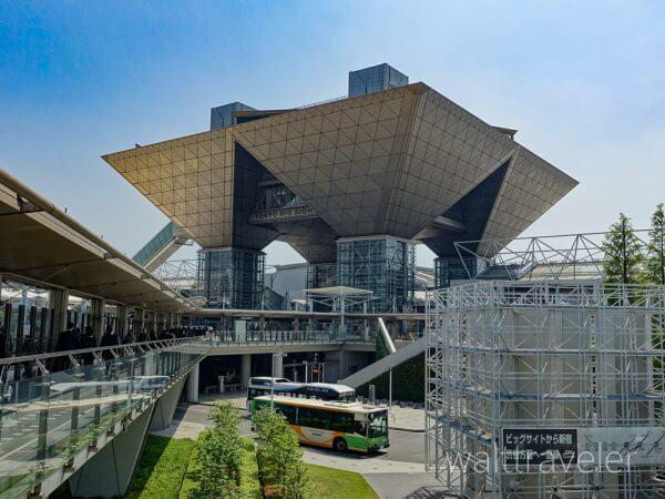 東京ビッグサイト 東京国際展示場