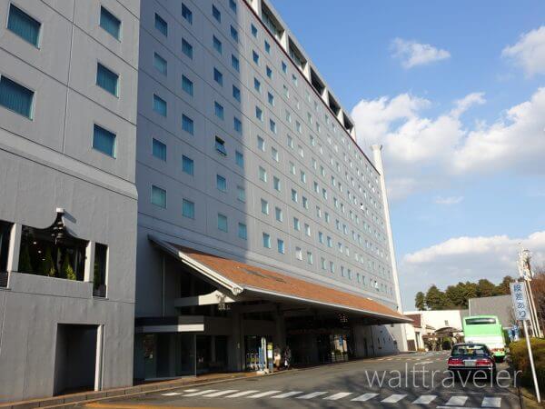 ホテル日航成田 成田空港 宿泊記