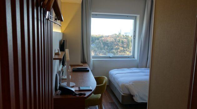 ホテル日航成田宿泊記!スタイリッシュでナチュラルでリラックス!