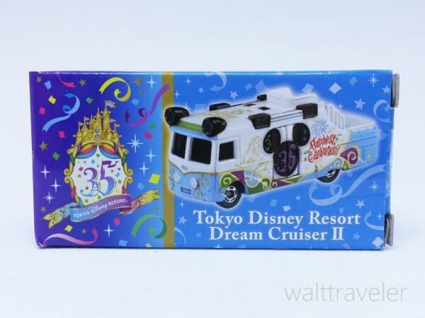 トミカ ディズニービークルコレクション ドリームクルーザーⅡ 東京ディズニーリゾート35周年