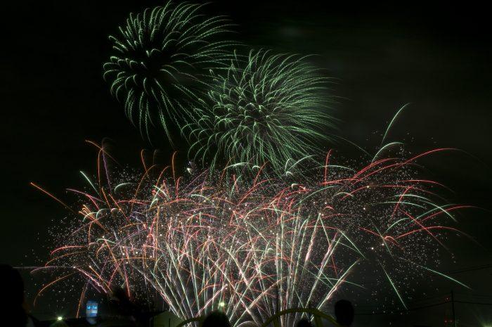 船橋花火大会2018の穴場スポットは?屋台・有料席もチェック!