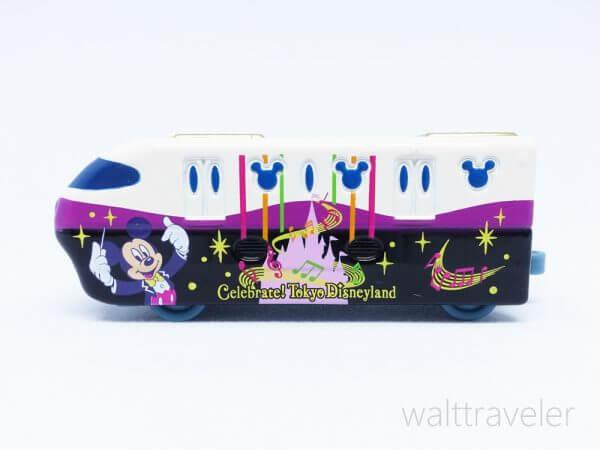 トミカ Celebrate! Tokyo Disneyland ディズニーリゾートライン ディズニービークルコレクション