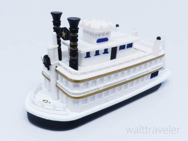 トミカ ディズニービークルコレクション 蒸気船マークトウェイン号 東京ディズニーリゾート35周年