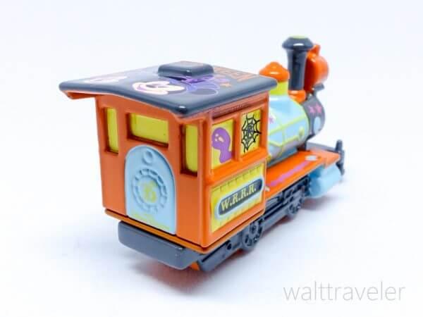 トミカ ディズニーハロウィーン2018 ウエスタンリバー鉄道 ディズニービークルコレクション