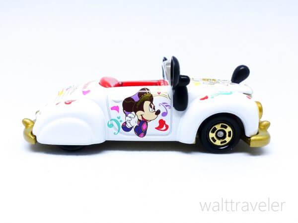 トミカ ミッキーのロードスター 東京ディズニーシー 17周年 ディズニービークルコレクション