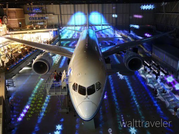 フライトオブドリームズ Flight of Dreams フライトパーク フライウィズ787ドリームライナー