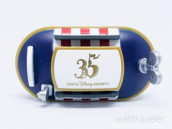 トミカ ディズニービークルコレクション ジョリートロリー 東京ディズニーリゾート35周年