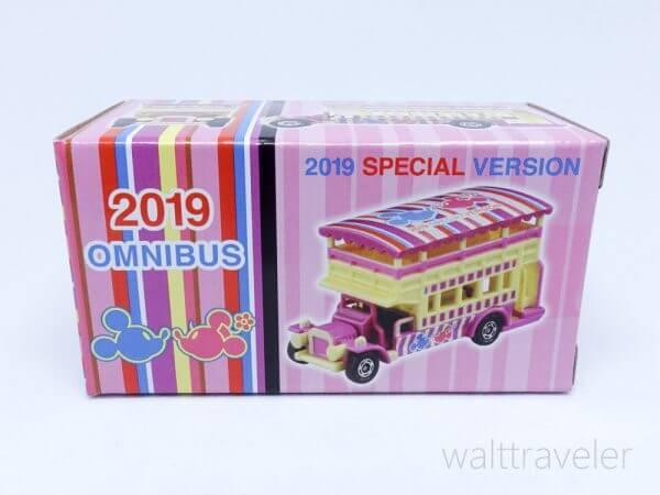 トミカ オムニバス 2019 スペシャルバージョン 新年 お正月 ディズニービークルコレクション