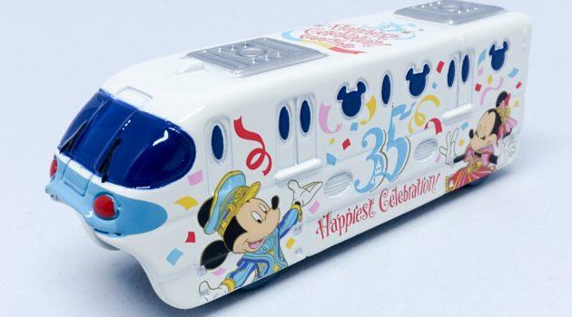 トミカ ディズニーリゾートライン 35周年 グランドフィナーレ ディズニービークルコレクション