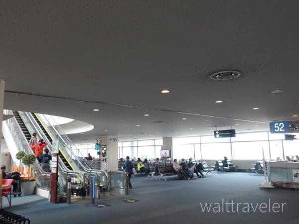 ANA 全日空 SFC修行 羽田空港 ラウンジ POWER LOUNGE NORTH 第2ターミナル