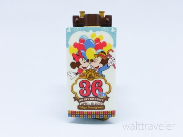 トミカ オムニバス 東京ディズニーランド 36周年 ディズニービークルコレクション