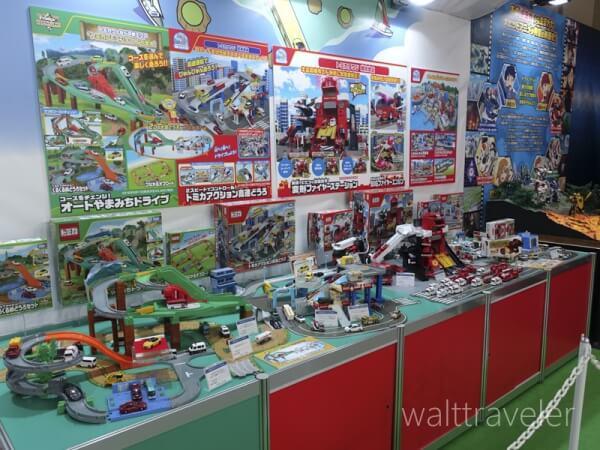東京おもちゃショー2018 タカラトミー トミカ