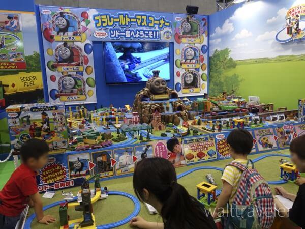 東京おもちゃショー2018 タカラトミー プラレール
