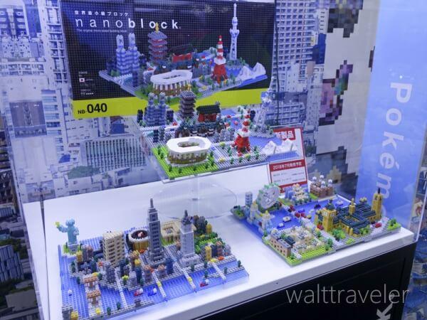 東京おもちゃショー2018 カワダ ナノブロック