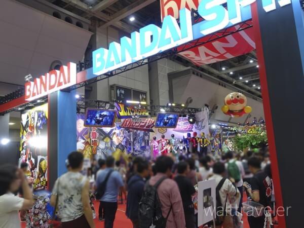 東京おもちゃショー2018 バンダイ