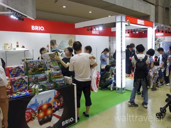 東京おもちゃショー2018 BRIO
