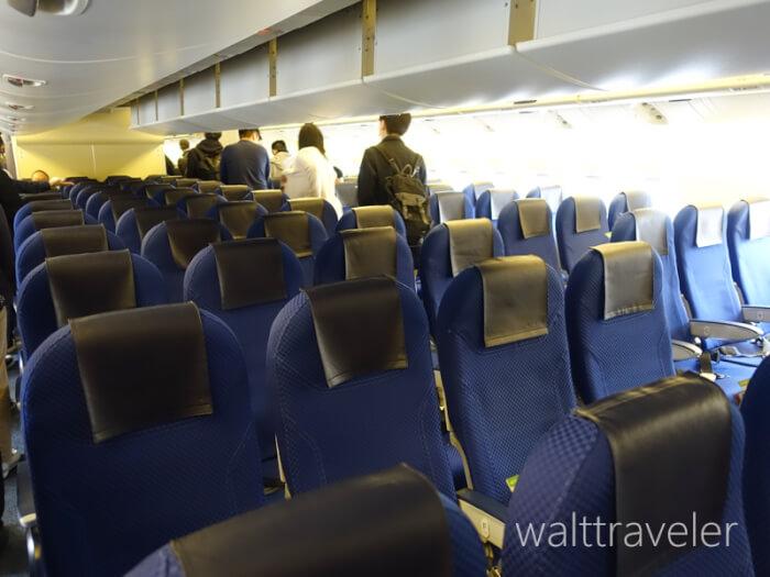 ANA国内線搭乗記!羽田-那覇 ANA477 (NH477)【SFC修行レグNo.1】